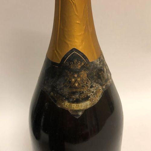 5 bouteilles CHAMPAGNE Dom Ruinart Blanc de Blancs, 1978.