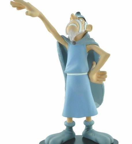 UDERZO Asterix. Created by Leblon Delienne (2007). Prolix, the seer. Reference L…