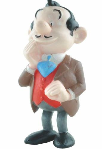ATTANASIO Pooch. Prosciutto soft vinyl figure. Made in the 60s by Sica Toys. The…