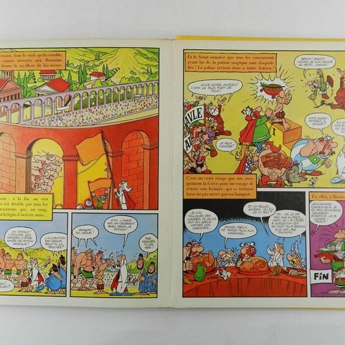 UDERZO Asterix. Asterix at the Olympic Games Pop Hop Album. Eo of 1972, by Darga…