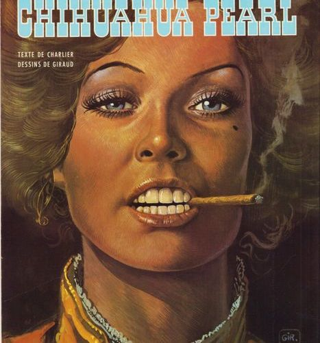 GIRAUD Blueberry. Volume 13: Chihuahua Pearl. Eo of 1973 (Dargaud). Slight snag …