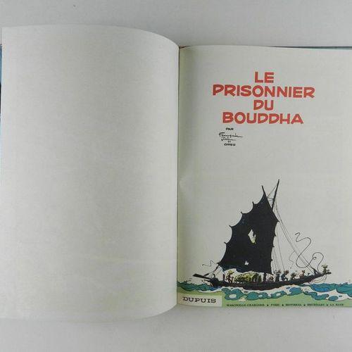 FRANQUIN Spirou and Fantasio. Volume 14: The prisoner of Buddha. Eo of 1960. Bei…