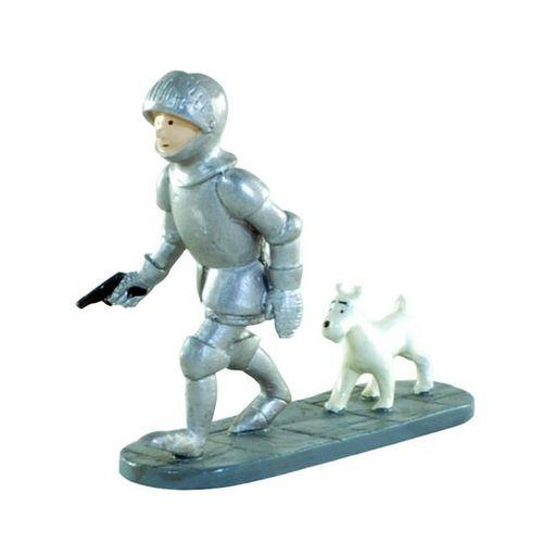 HERGÉ Tintin. Creation Pixi (1995). Tintin in America, Tintin in Armor and Snowy…