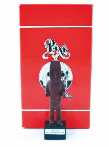 HERGÉ Tintin. Creation Pixi (1994). L'oreille cassée, The Arumbaya fetish. Colle…