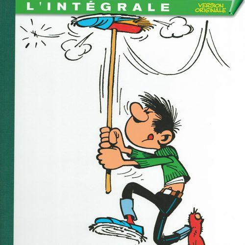 FRANQUIN Gaston. Complete Original Version 3: 1961 1962. Edition 2000 numbered c…