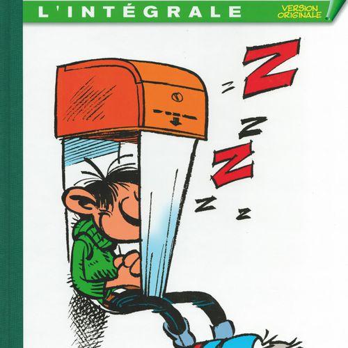 FRANQUIN Gaston. Complete Original Version 5: 1965 1966. Edition 2000 numbered c…