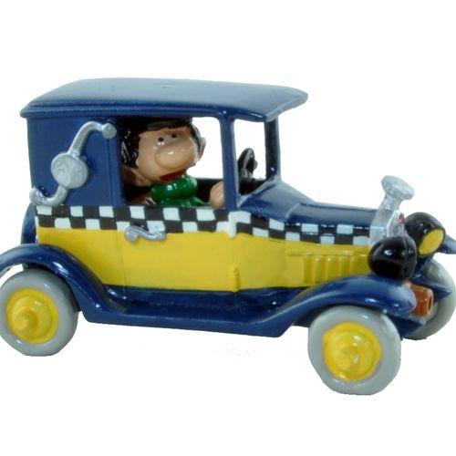 FRANQUIN Gaston. Pixi creation (1990). Gaston in his car. Reference 4695. Editio…