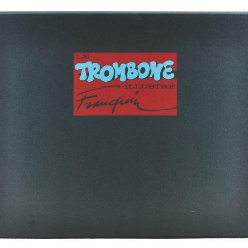 FRANQUIN Trombone illustrated. Trombone illustrated portfolio. Edition of 275 nu…