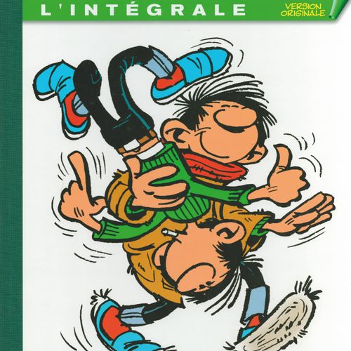 FRANQUIN Gaston. Complete Original Version 4: 1963 1964. Edition 2000 numbered c…