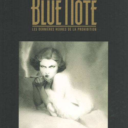 Bourguouin Blue Note. Volumes 1 and 2. First edition 260 copies. N°/S by Bourgou…