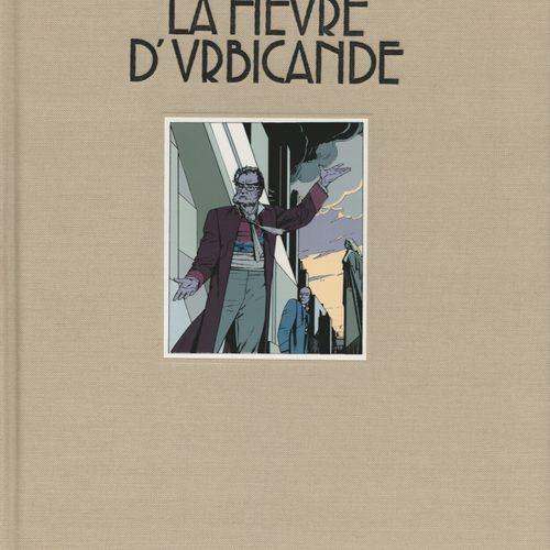 SCHUITEN Schuiten. The dark cities. Volume 2: La fièvre d'Urbicande. First editi…