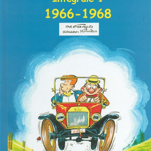 PAAPE Marc Lebut. Lot of volumes 1 to 11 of the complete series published by Le …