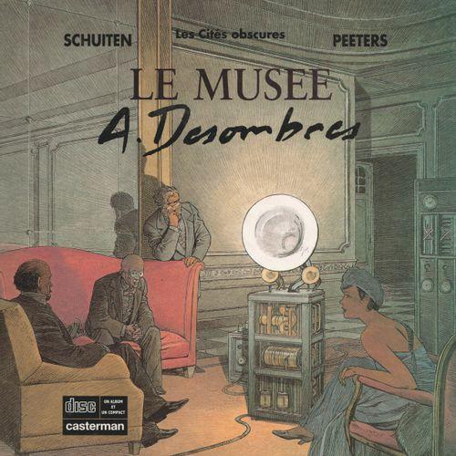 SCHUITEN Schuiten. The dark cities. The A. Desombres. Eo of 1990. Collector's bo…