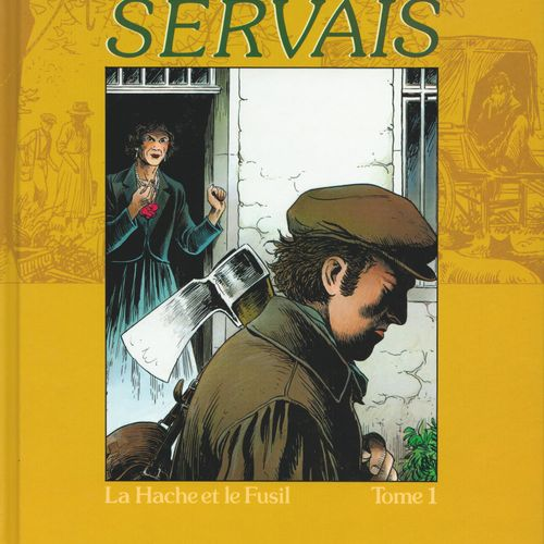 SERVAIS Servais. Lot of 40 volumes, 38 of which are in Eo. Complete list on www.…