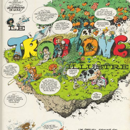FRANQUIN Trombone illustrated. Eo of 1980. Contains the 30 issues of the famous …