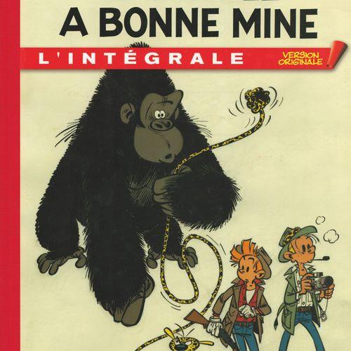 FRANQUIN Spirou and Fantasio. Complete Original Version 3: The gorilla looks goo…