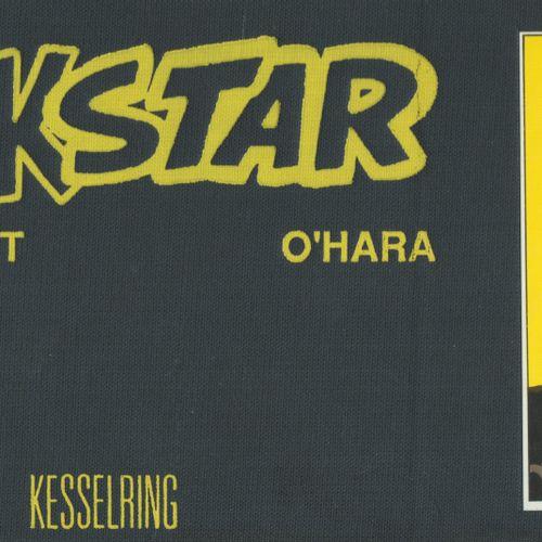 HUGO PRATT Luckstar. Edition 2000 numbered copies. Adventure realized by Hugo Pr…