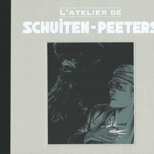 SCHUITEN Schuiten. The workshop of Schuiten Peeters. Edition 250 copies. Complet…