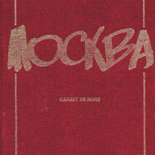 MOEBIUS Moebius. Mockba, carnet de bord. Tirage de tête 1500 ex. N°/S. Entièreme…