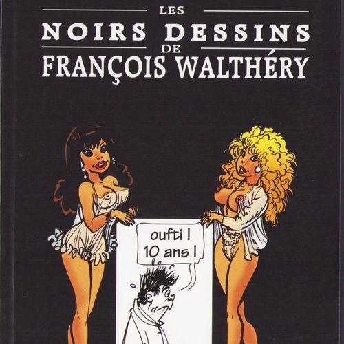 WALTHERY Walthéry. Coffret collector comportant les volumes 1 à 10 des Introuvab…
