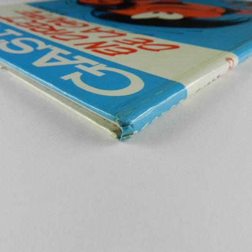 FRANQUIN Gaston. Volume R4: En direct de la gaffe. Eo de 1974 (Dupuis). Dos rond…