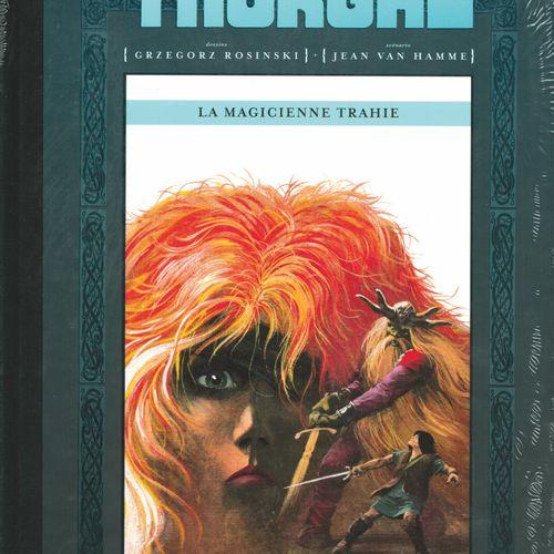 ROSINSKI Thorgal. Lot des volumes 1 à 42 publiés par le Journal Le Soir de 2011 …