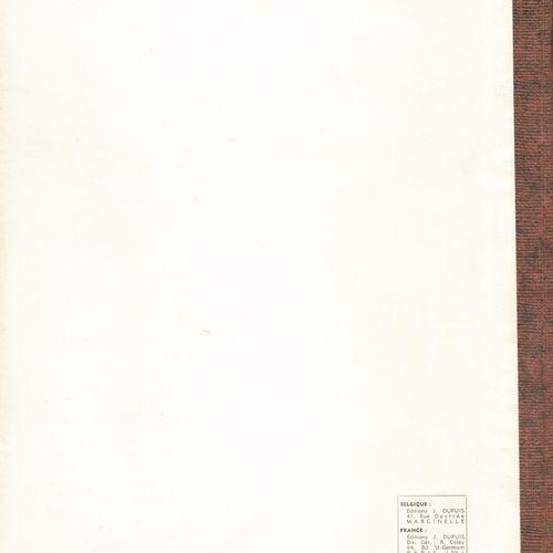 FRANQUIN Spirou et Fantasio. Volume 1: 4 aventures de Spirou. Eo belge de 1950 (…