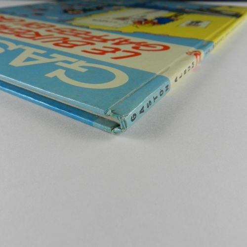 FRANQUIN Gaston. Volume R2: Le bureau des gaffes en gros. Eo de 1972 (Dupuis). D…