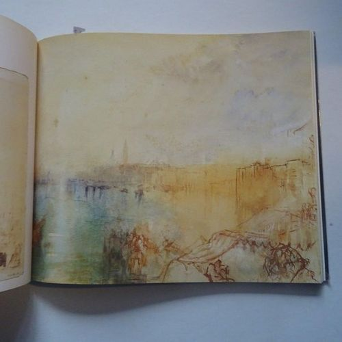 """Venice: Watercolours by Turner"", Collective work under the direction of the pub…"