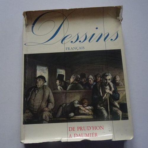 """""""Dessins Français : De Prud'hon à Daumier """", Arlette Calvet, Lise Dunoyer, Genev…"""