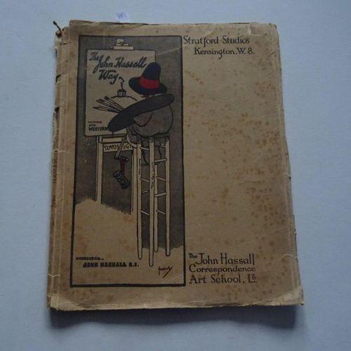 """The John Hassall Correspondence Art School, John Hassall; Ed. Stratford Studios…"