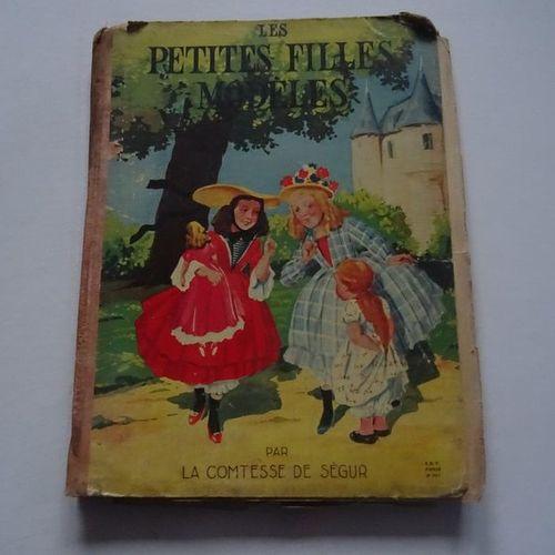 """""""Les petites filles modèles"""", La comtesse de Ségur; Ed. E.R.T. Paris, undated, 1…"""