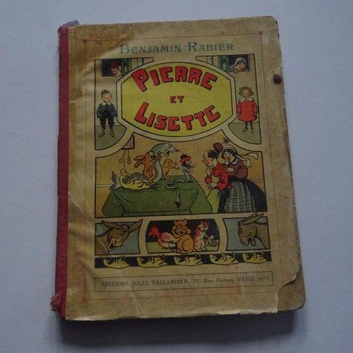 """Pierre et Lisette"", Benjamin Rabier; Ed. Jules Tallandier, undated, 64 p. (bad …"
