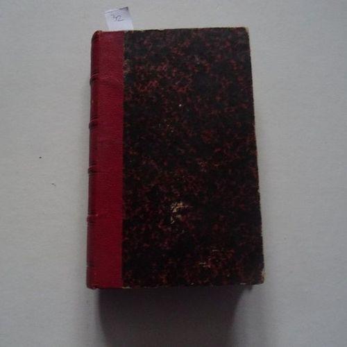 """""""Télémaque"""", Fénélon; Ed. Librairie de Firmin Didot, frères, fils et Cie, 1859, …"""