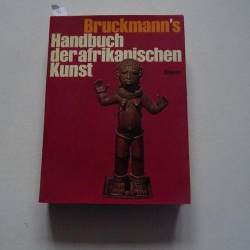 """""""Bruckmann's Handbuch der afrikanischen Kunst"""", Ulrich Klever; Ed. Bruckmann Mün…"""