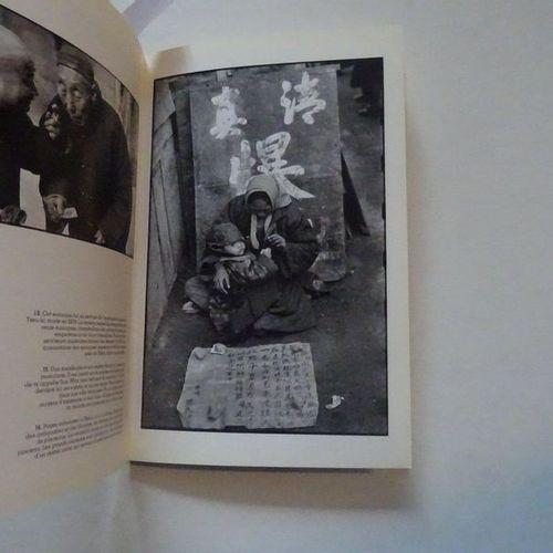 """""""L'autre Chine"""", Henri Cartier Bresson; Ed. Centre Nationale de la photographie,…"""
