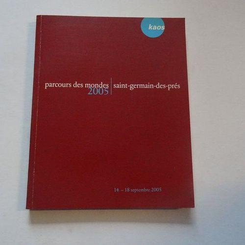 """""""Parcours des mondes, [exhibition catalogue], Collective work under the directio…"""