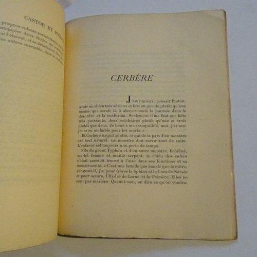 """""""Le petit bois et autres contes"""", Jules Supervielle; Ed. Jacques and René Wittma…"""