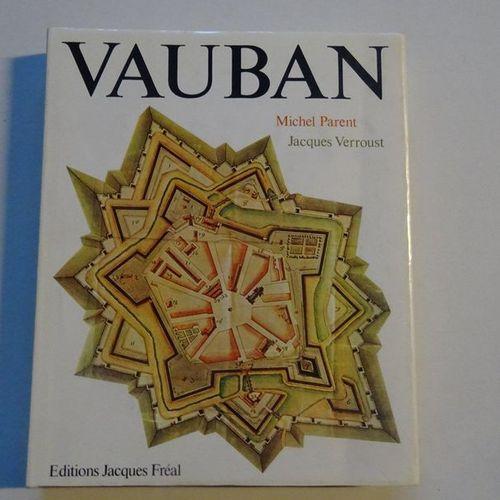 """""""Vauban"""", Michel Parent, Jacques Verroust; Ed. Jacques Fréal, 1971, 320 p. (aver…"""