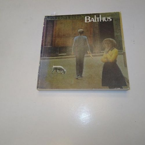 """""""Balthus"""", [exhibition catalogue], Collective work under the direction of Domini…"""