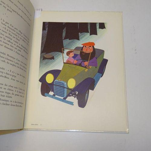 """Mosquito and Bluebeard,"" Paul Guth; Casterman, ed. 1959, 32 p. (average conditi…"