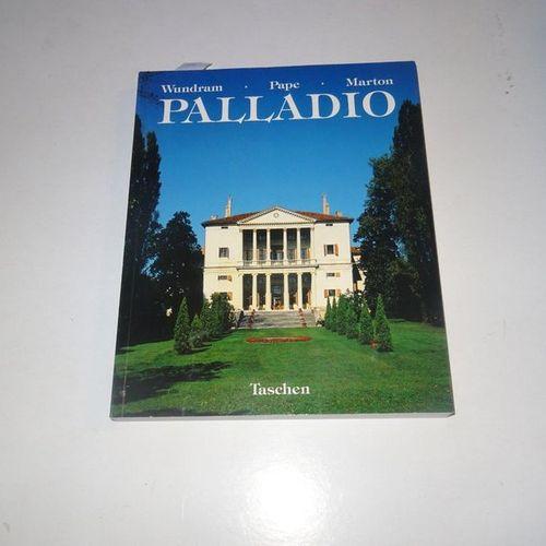 """Palladio"", Wundram, Pape, Marton; Taschen, ed. 1989, 248 p. (state of use)"