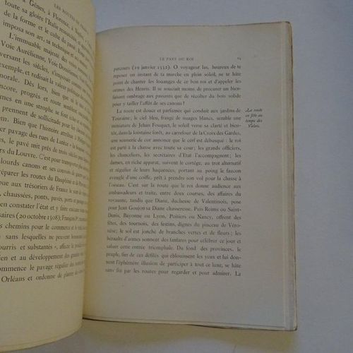 """Les routes de France"", Jean Bonnerot; Ed. H. Laurens, 1921, 168 p. (average con…"