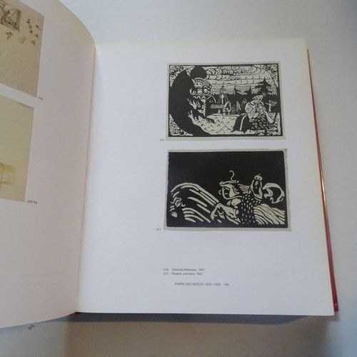 """""""Das bunte Leben: Wassily Kandinsky im Lenbachhaus"""", [exhibition catalogue] Vivi…"""
