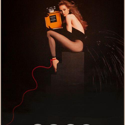 GOUDE Jean Paul. Coco L'Esprit de Chanel (Vanessa Paradis). Offset poster. Print…