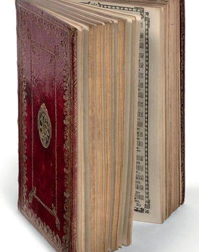 Het Boek der psalmen nevens Christelyke gezangen [...]. Te Amsterdam, By J. F. R…