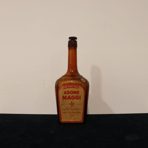 Old AROME MAGGI bottle in good condition