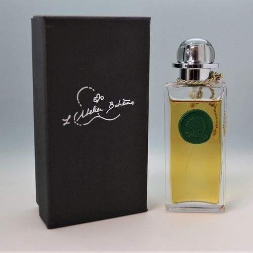 Bohemian workshop.  Spray bottle containing 50 ml of eau de parfum.