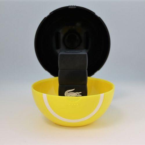 """Lacoste """"Lacoste Challenge""""  Bottle containing 30 ml of eau de toilette, present…"""