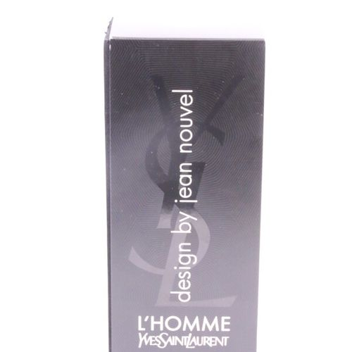 """Yves Saint Laurent """"L'Homme"""" by Jean Nouvel (years 2010)  Presented in its title…"""